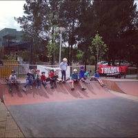 Photo taken at Belconnen Skate Park by Trilogy on 11/3/2012