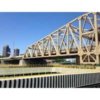 Photo taken at Willis Avenue Bridge by asian on 6/19/2013
