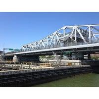 Photo taken at Third Avenue Bridge by asian on 6/19/2013