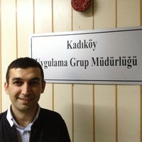 Photo taken at Anadolu Kurumlar Vergi Dairesi by Bahadir on 11/14/2012