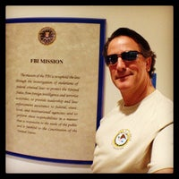 Photo taken at FBI Academy by Mauro M. on 5/7/2013