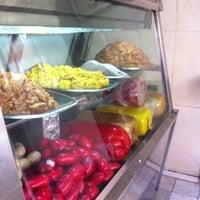 Photo taken at Golriz Sandwich by Reza O. on 1/19/2013