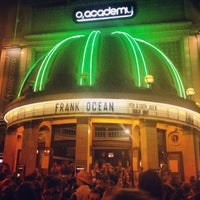 Photo taken at O2 Academy by James Y. on 7/9/2013