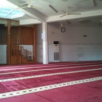 Photo taken at Zeyneb Jumma Mosque by Sarooj M. on 10/23/2013