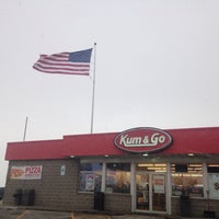 Photo taken at Kum & Go by Marie Yvette on 1/15/2016
