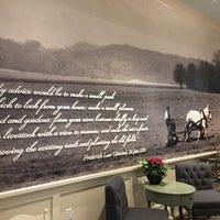 Photo taken at Village Hotel on Biltmore Estate by Pat T. on 12/12/2017