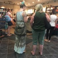 Photo taken at Starbucks by Allie F. on 6/17/2017