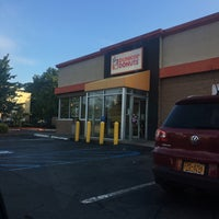 Photo taken at Dunkin' Donuts by Allie F. on 8/28/2017