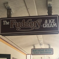 Photo taken at The Fudgery by Allie F. on 6/19/2017