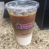 Photo taken at Dunkin' Donuts by Allie F. on 6/18/2016