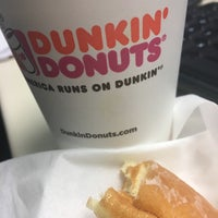 Photo taken at Dunkin' Donuts by Allie F. on 11/15/2016