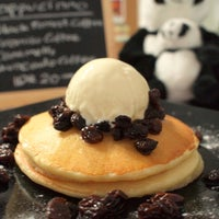 Photo taken at PanPan Pancake House by Cynthia S. on 7/17/2013