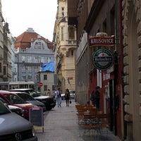 Photo taken at Hotel Caesar Prague by Karl Heinz F. on 9/20/2012