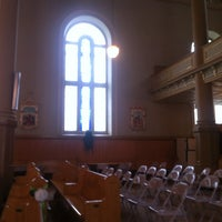 Photo taken at Église D'henryville by Marc B. on 6/22/2013