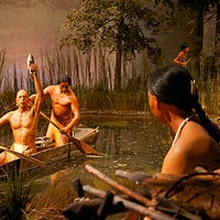 Photo taken at The Pequot Museum by The Pequot Museum on 8/2/2013