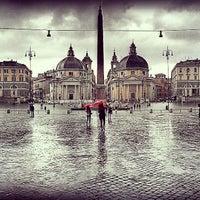 Foto tomada en Piazza del Popolo por Дмитрий Л. el 8/20/2013