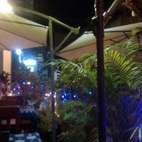 Photo taken at Garden Restaurant by Vangelis K. on 8/17/2013