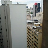 Photo taken at Sindicato dos Empregados em Estabelecimentos de Serviços de Saúde by Octávio Augusto d. on 1/30/2013