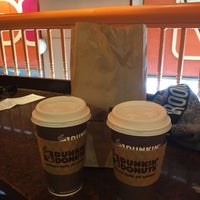 Photo taken at Dunkin' Donuts by Dorottya S. on 3/14/2017