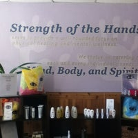 Photo taken at Strength of the Hands by Mary on 4/20/2013