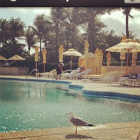Photo taken at The Mar-a-lago Club by Sarah on 2/11/2013
