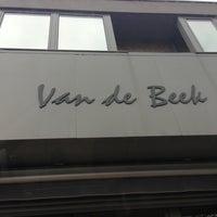 Photo taken at Bakkerij Vandebeek by Hannes N. on 3/21/2013