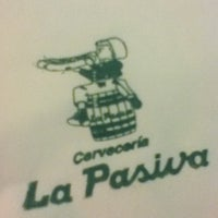 Photo taken at La Pasiva by Drlekter .. on 3/30/2013