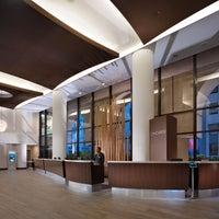 Photo taken at Parc 55 San Francisco - A Hilton Hotel by Parc 55 San Francisco - A Hilton Hotel on 5/27/2016
