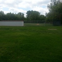 Photo taken at Finley Ray Field by Taylor R. on 5/12/2013