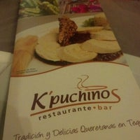 Photo taken at Kpuchinos by Jorge on 11/3/2012