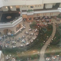 Photo taken at Embassy Suites-Breakfast Buffet by Nick Y. on 6/29/2013