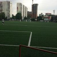 Photo taken at Стадион «Новые Химки» by Ilya D. on 6/2/2013