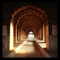 Photo taken at Red Fort (Lal Qila) by thomthom on 10/27/2012