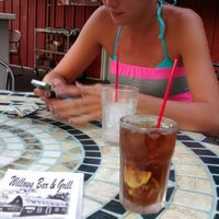 Photo taken at Willows Bar & Grill by David G. on 7/14/2014