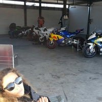 Photo taken at Circuito De Almería by Sargini on 12/26/2014