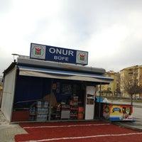 Photo taken at Onur Bufe Karbak by Emel on 2/24/2013