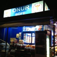 Photo taken at Onur Bufe Karbak by Emel on 2/28/2013