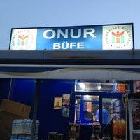 Photo taken at Onur Bufe Karbak by Emel on 3/31/2013