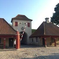 Photo taken at Kastellet Volden Ved Grønningen by James M. on 8/26/2016