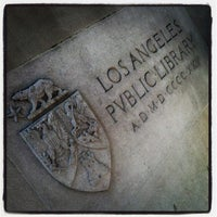 Photo taken at Los Angeles Public Library - Central by James M. on 3/16/2013