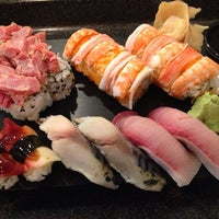 Photo taken at Waraji Japanese Restaurant by Raleigh C. on 7/22/2013