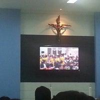Photo taken at Gereja Katolik Santa Monika by riva 3. on 3/31/2013