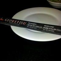 Photo taken at Globefish by mariajanice on 1/4/2013