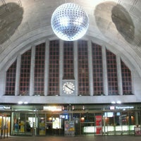 Photo taken at Basel Baden Railway Station by SONGÜL on 1/7/2013