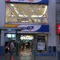 Photo taken at Bembos by Thiago M. on 10/19/2012