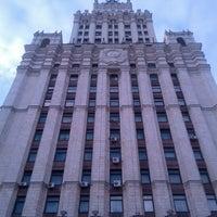 Photo taken at Трансстрой by Maks T. on 6/4/2013