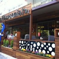 10/5/2012 tarihinde Sevim O.ziyaretçi tarafından Coffeemania'de çekilen fotoğraf