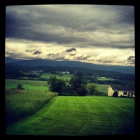 Photo taken at Vermont Welcome Center by Bryony on 6/13/2013