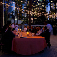 Photo taken at The L.A. Hotel Downtown by Hyatt Regency on 3/3/2014
