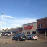 Photo taken at Meijer by P-Dub on 5/8/2013